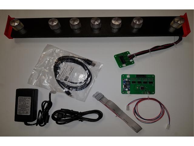 Plug N Play Lightbar w/Strobes