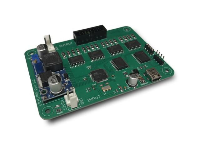 LED Lighting 23port Output Board
